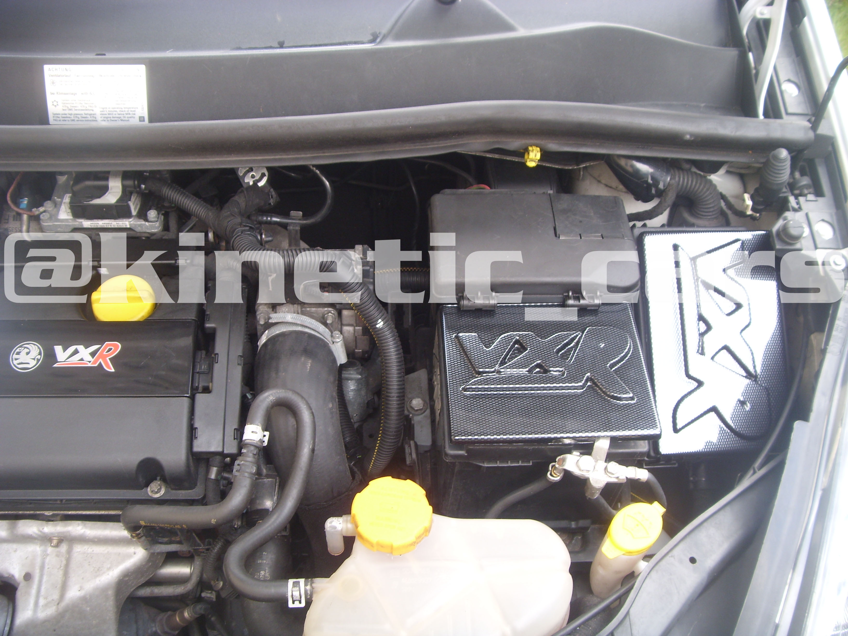 How To Remove Fuse Box Corsa D 30 Wiring Diagram Images Removal Vauxhall Vxr Carbon Fibre Effect Battery And Fusebox
