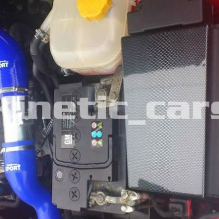 Astra VXR Carbon fibre effect fusebox cover ABS.