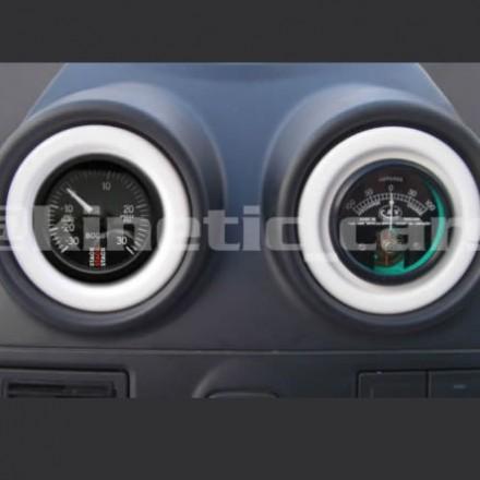 Fiesta mk 6 heater vent Gauge pod panels