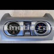 500 444 Corsa C gauge bezels carb fitted