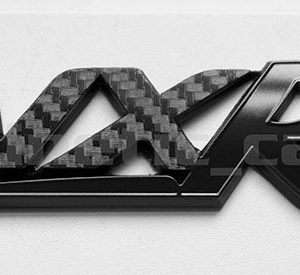 VXR-carb-badge